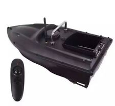 RC Fishing Bait Boat, 2 Motors, 500M Range Wireless Single Hand Control. UK sell