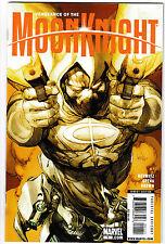 Vengeance of the Moon Knight #1 NM+ 2009 Marvel Comics 1st Print Yu Variant