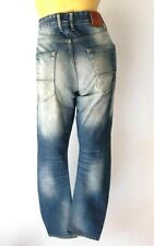 "ZARA VINTAGE COLLECTION Womans JEANS - Destroyed Ripped - W 34"" - 34/31 - UK 16"