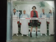 FROST  -  BEDSIT  THEORIES ,  CD  von  1998  ,  ELECTRONIC TRIP HOP   ,SYNTH POP