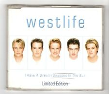 (HX133) Westlife, I Have A Dream/Seasons In The Sun - 1999 CD