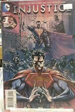 Injustice Gods Among Us: Year Two Comic Set Issues 1 - 12 NM 9.4+