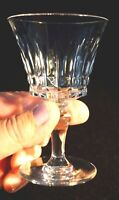Beautiful Baccarat Piccadilly Crystal White Wine Glass