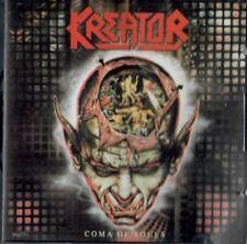Kreator(CD Album)Coma Of Souls-Sanctuary-NOI 74082-2-US-2006-VG