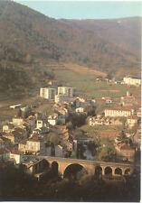 SAINT-SAUVEUR-DE-MONTAGUT le pont et la ville