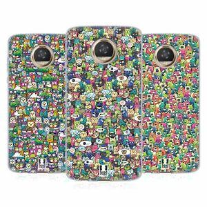 HEAD CASE DESIGNS ANIMAL OVERLOAD SOFT GEL CASE & WALLPAPER FOR MOTOROLA PHONES