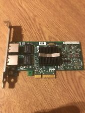 HP NC360T PCIE 412651-001-F HEIGHT Dual Port Gigabit NIC Server Network Adaptor