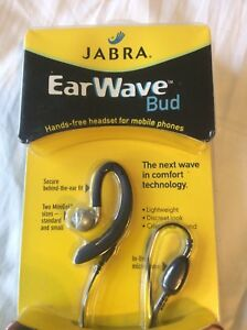 Jabra Ear Wave Handsfree Headset
