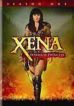 Xena: Warrior Princess - Season One (DVD, 2010, 5-Disc Set) EUC