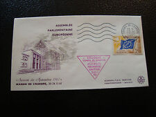 FRANCE - enveloppe 20/11/1961 yt service n° 18 (cy19) french