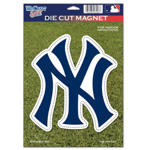 New York Yankees Logo Magnet