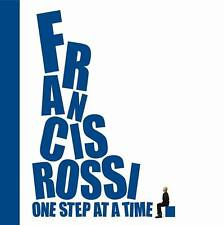 Status Quo Francis Rossi One Step at a Time Limited Edition Blue LP