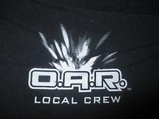 2006 O.A.R. Local Crew Concert Tour (Xl) T-Shirt w/ Pocket