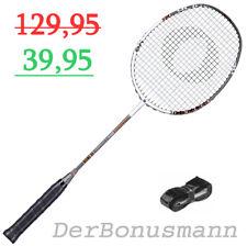 # OLIVER Badmintonschläger DYNAMIC 80  mit Bag und Bonus *ABVERKAUF*