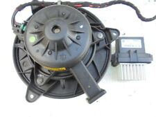 VAUXHALL INSIGNIA SRI 2011 HEATER BLOWER MOTOR AND RESISTOR