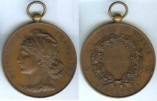 Médaille de prix - VINCENNES 4 juillet 1886 à l'armée du Tonkin VERNON d=61,5mm