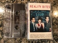Reality Bites Original Motion Picture Soundtrack Cassette! 1994