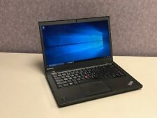 Lenovo Thinkpad T440s Intel Core i5 4300U @2.5 GHz 4GBRam 128GB SSD HDD Win10Pro