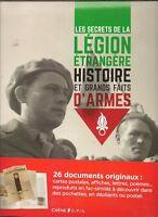 Les secrets de la Légion étrangère de Collectif | Livre | d'occasion