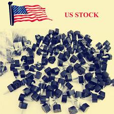 60 PCS Womens Shoe High Stiletto Repair Caps Heel Cap Tip Kit Dowel Pin US Sell