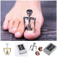 New Ingrown Toe Nail Correction Pedicure Fixer Straightener Clippers Recover Set