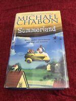 Summerland Michael Cha on First Edition First Print Hardback