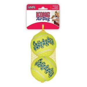KONG Airdog® SqueakAir Tennis Ball Large 2pk (8cm)