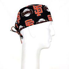 MLB San Francisco Giants Theme Scrub Hat