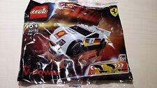 Lego 30192 Ferrari F40 Lego Ferrari Shell Polybag NEW !!