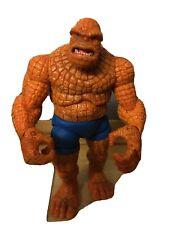 "Marvel Legends Fantastic Four The Thing Action Figure Toy Biz 6.5"""