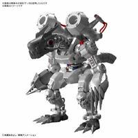 """Pre-order BANDAI Mugendramon Machine Digimon Plastic Model  """"Digimon Adventure"""""""