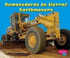 Removedoras de tierraEarthmovers (Maquinas maravillosasMighty Machines) (Multili