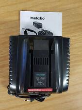 Metabo Ass 15 Plus AIR COOLED Ladegerät NiCd+NiMH 4,8 - 24V / Li-Ion 7,2 - 25,2V