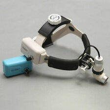3W LED Surgical Medical Dental Head Light Lamp Headlight All-in-one KD-202A-7
