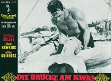Die Brücke am Kwai ORIGINAL AH-Foto William Holden TOP