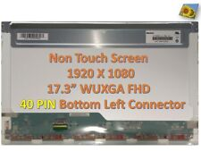"New 17.3"" Fhd Led Lcd Display Screen Panel For Compaq Hp Zbook 17 G2 Matte Ag"