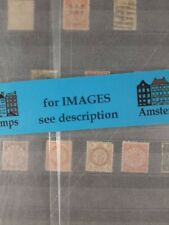 China very nice good classic (overprint) stamps on stockpage Top!