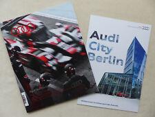 Audi Magazin 03/2016 - R8 Spyder V10 / A5 / TT RS - Prospekt brochure 2016