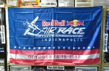 2017 Indianapolis Red Bull Air Race World Championship Collector Banner Flag
