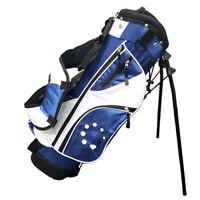 NEW Golf DTG Junior Pro Stand Bag - 27 Inch Bag