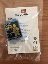 Legoland Star Wars Days May 2017 Lego Malaysia C-3PO Duplo Brick