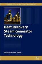 Heat Recovery Steam Generator Technology, Hardcover by Eriksen, Vernon L. (ED...