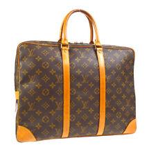 LOUIS VUITTON PORTE DOCUMENTS VOYAGE HAND BAG MONOGRAM M53361 V.I0960 37039
