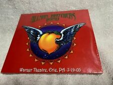 The Allman Brothers Band Warner Theatre Erie PA 7-19-05 2 CD Set