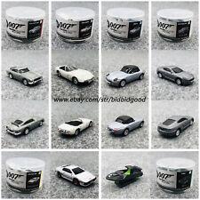 1/87 007JamesBond AstonMartin-DB5/DBS Toyota-2000GT BMW-Z8 Diecast Model Car Toy