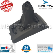 GAITER GEAR SHIFT LEVER BOOT WITH RETAINER FOR FORD TRANSIT CONNECT 1440749