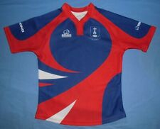 "Taum RFC (Ireland) / 2010's - RHINO - WOMENS rugby Shirt / Jersey. Size 36"" (S?)"