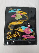 Vintage Barbie Record Tote