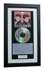 WHAM Fantastic CLASSIC MUSIC CD Album GALLERY QUALITY FRAMED+EXPRESS GLOBAL SHIP