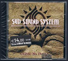 SUD SOUND SYSTEM COMU NA PETRA CD F.C. SIGILLATO!!!